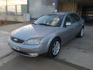 FORD – MONDEO 2.0 TDCI